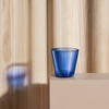 iittala Kartio Ultramarine 'Finland 100' Medium Tumbler - Set of 4