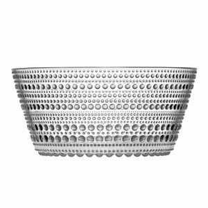 iittala Kastehelmi Clear Small Serving Bowl