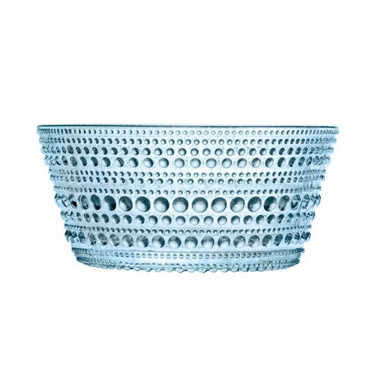 iittala Kastehelmi Light Blue Dessert Bowl