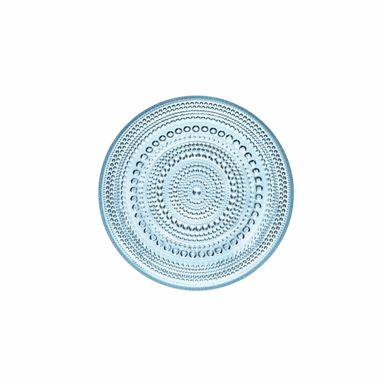 iittala Kastehelmi Light Blue Salad Plate