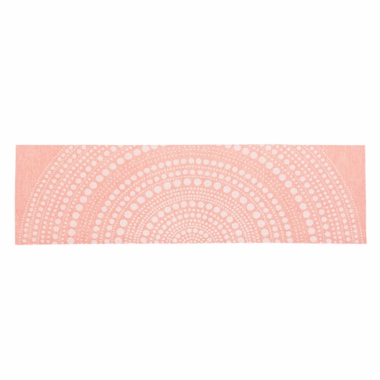 Iittala Kastehelmi Salmon Table Runner