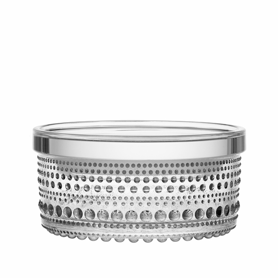 iittala Kastehelmi Clear Small Jar