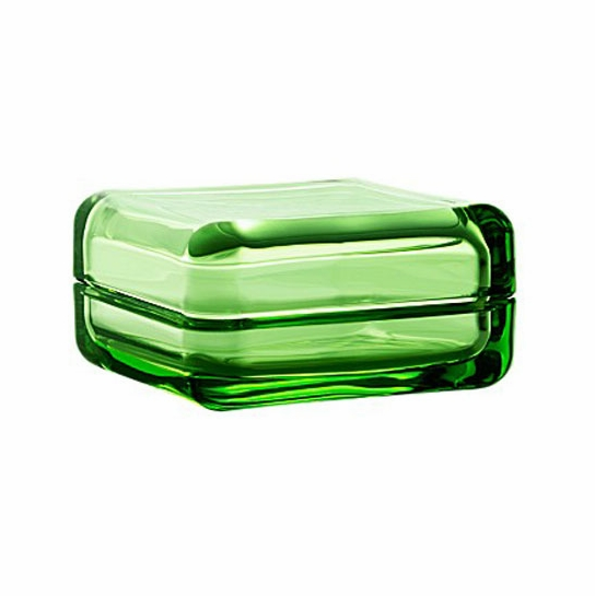 iittala Large Apple Green Vitriini Box