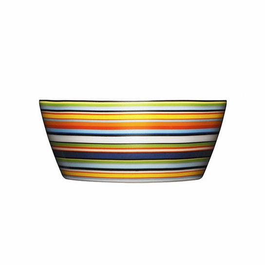 iittala Origo Orange Dessert Bowl