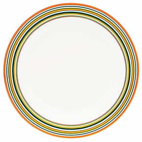 iittala Origo Orange Dinner Plate