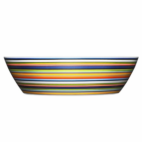 iittala Origo Orange Serving Bowl