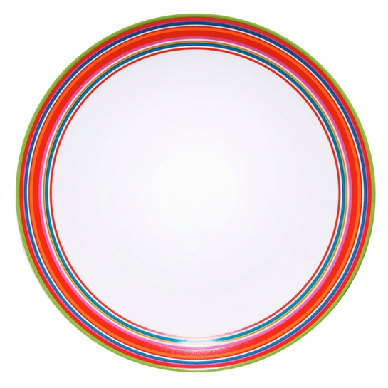 iittala Origo Red Dinner Plate
