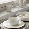 iittala Sarjaton White Serving Bowl