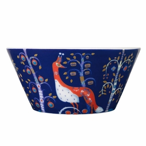 iittala Taika Blue 20 oz Bowl