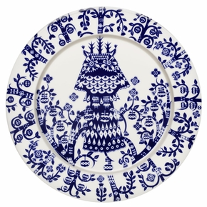 iittala Taika Midnight Blue Dinner Plate - 10-1/2""