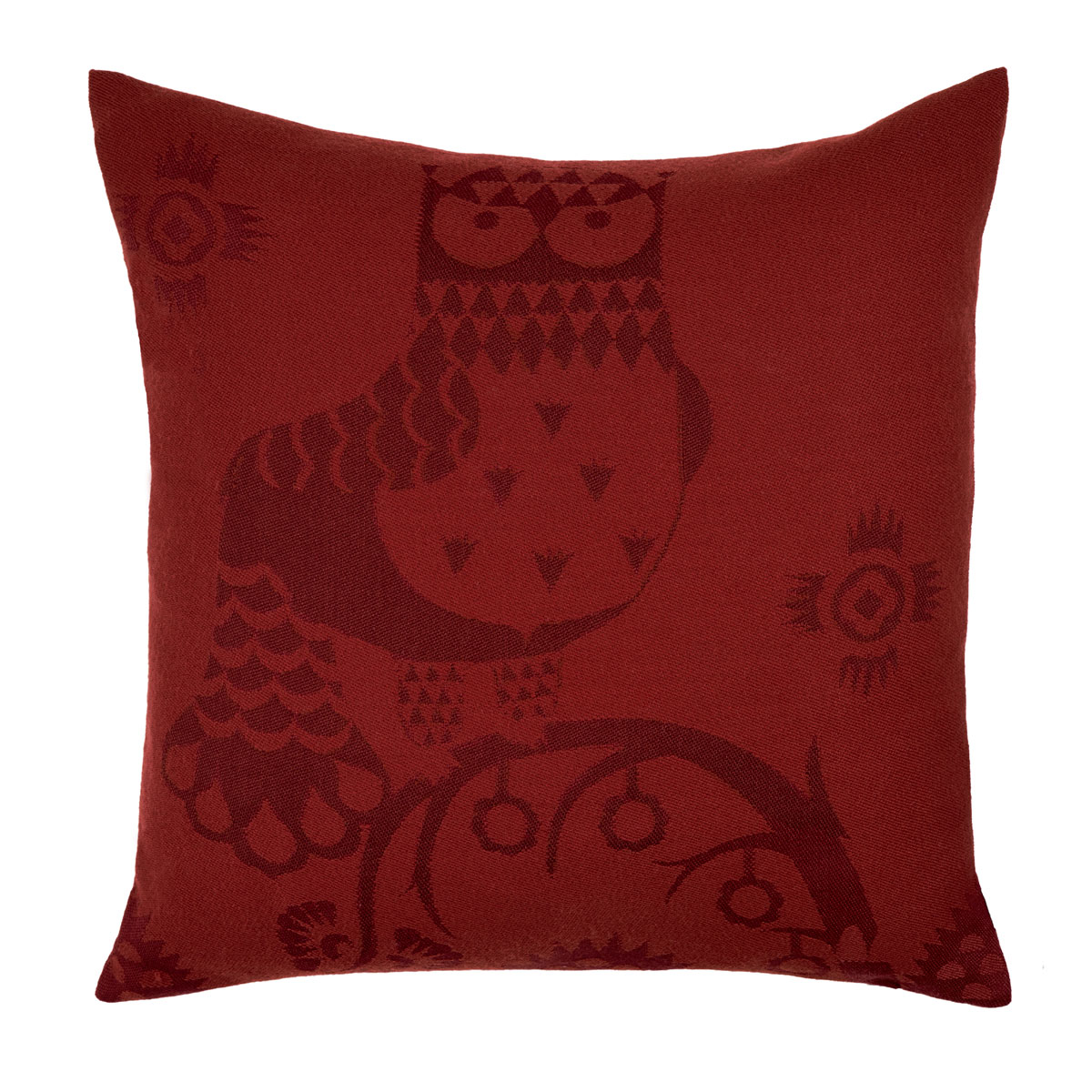 Throw Pillow Red : iittala Taika Red Throw Pillow - Holiday Dcor & Decorations
