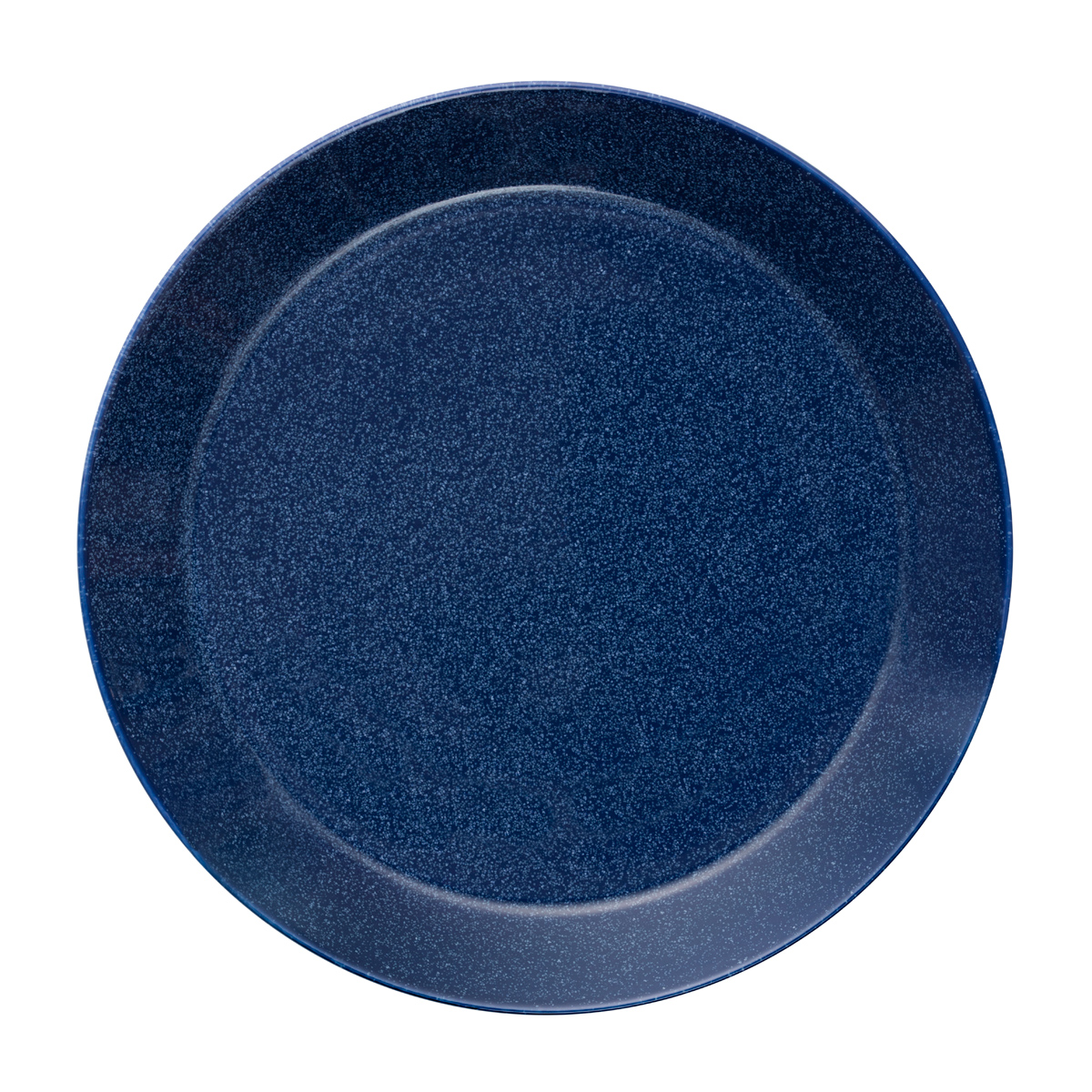 iittala teema dotted blue dinner plate iittala teema dotted blue dinnerware. Black Bedroom Furniture Sets. Home Design Ideas