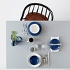 iittala Teema Dotted Blue Dinner Plate