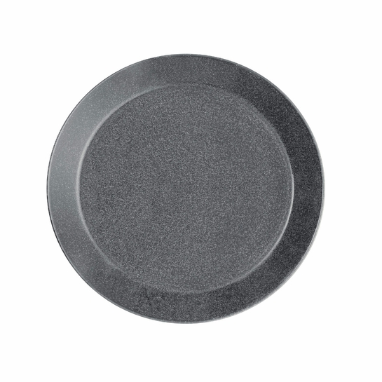 iittala Teema Dotted Grey Bread / Butter Plate