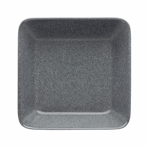 iittala Teema Dotted Grey Vegetable Plate