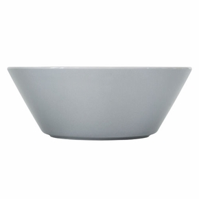 iittala Teema Grey Soup / Cereal Bowl