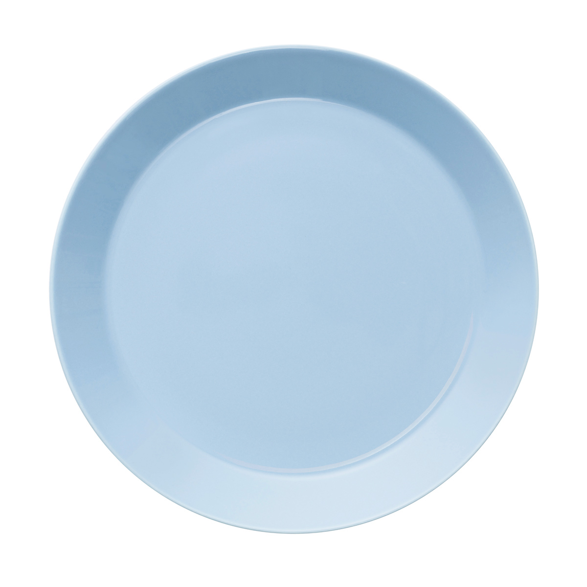 iittala teema light blue dinner plate iittala teema light blue dinnerware. Black Bedroom Furniture Sets. Home Design Ideas