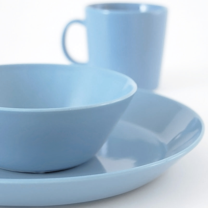 iittala teema light blue dinnerware new arrivals. Black Bedroom Furniture Sets. Home Design Ideas