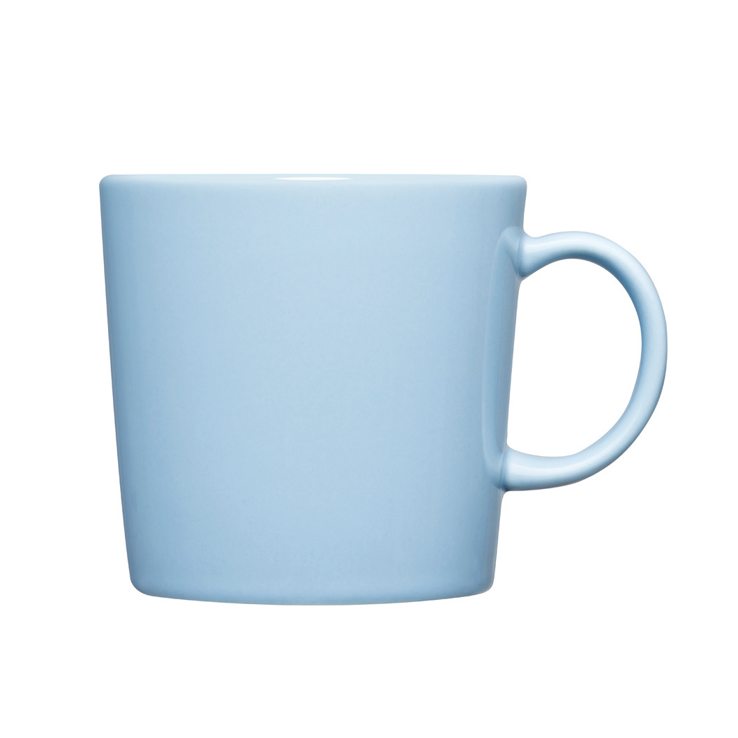 iittala teema light blue mug iittala teema light blue dinnerware. Black Bedroom Furniture Sets. Home Design Ideas