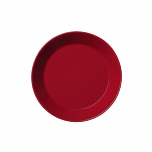 Iittala Teema Red Bread & Butter Plate