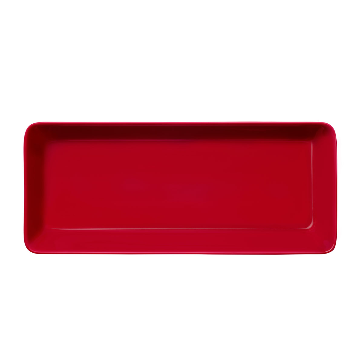 iittala teema red serving platter iittala sale. Black Bedroom Furniture Sets. Home Design Ideas