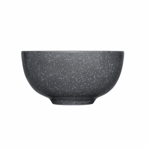 iittala Teema Tiimi Dotted Grey 11oz Rice Bowl
