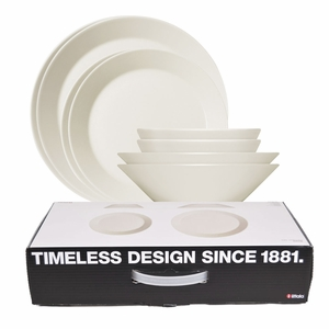 iittala Teema White 16pc Starter Set