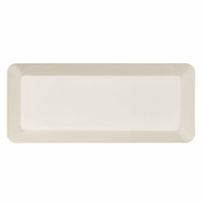 iittala Teema White Rectangular Serving Platter