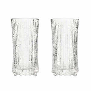 Iittala Ultima Thule Anniversary Champagne Glasses (Set of 2)