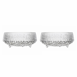 iittala Ultima Thule Footed Dessert Bowls -  Set of  2