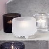 iittala Ultima Thule Matte Frosted Candle Holder