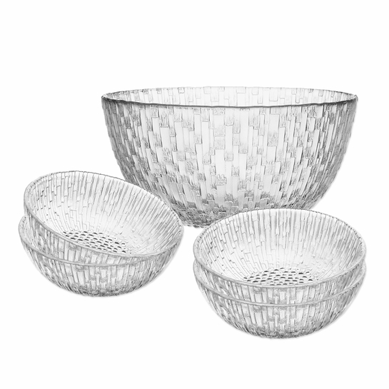 iittala Ultima Thule Special Edition Bowls Set