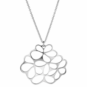 Kalevala Mimosa Moments Silver Pendant Necklace