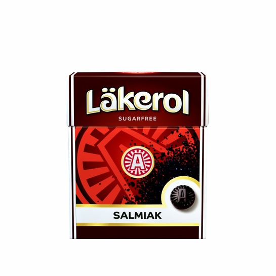 Läkerol Salmiakki Licorice