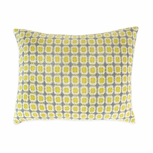 Lapuan Kankurit Corona Pistachio Wool Throw Pillow