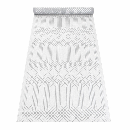 Lapuan Kankurit Salka Grey Table Runner