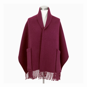 Lapuan Kankurit Uni Wine Wool Pocket Shawl
