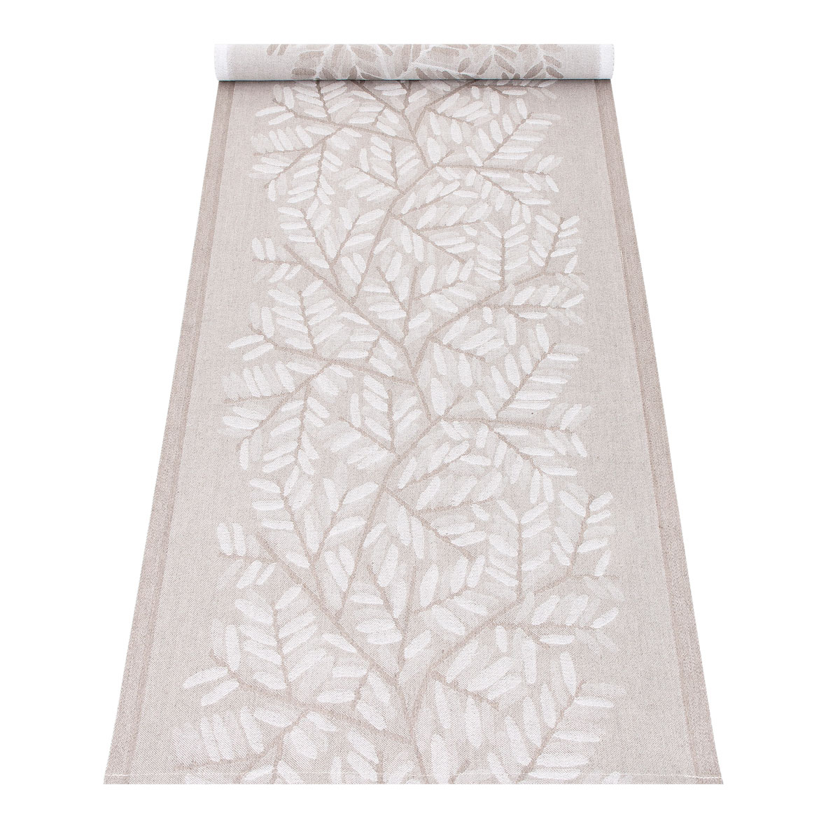 lapuan kankurit verso beige table runner holiday decor gifts