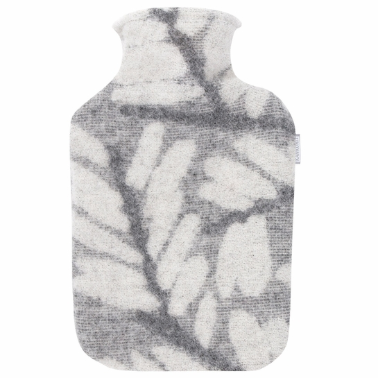 Lapuan Kankurit Verso Grey Hot Water Bottle