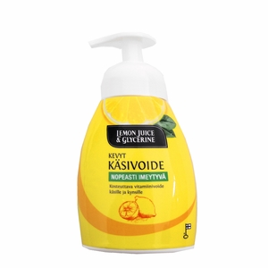 Lemon Glycerine Hand Lotion - 250 ml