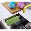 Magisso Straight Stainless Steel Kitchen Cloth Holder