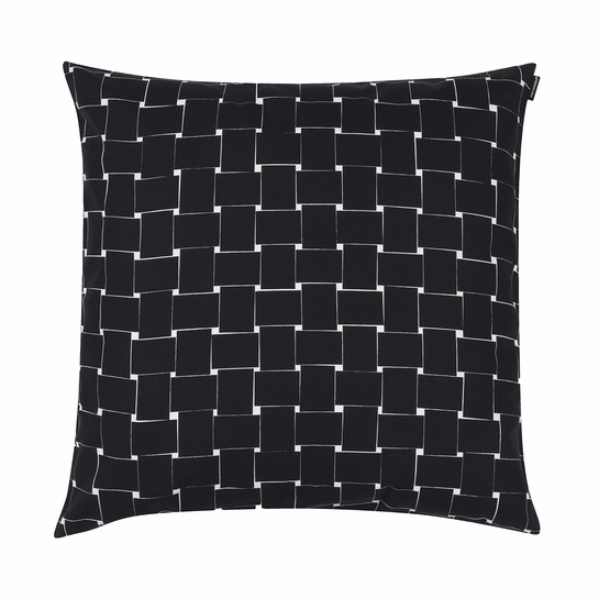 Marimekko Basket Large Throw Pillow