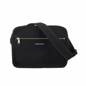 Marimekko City Black Shoulder Bag