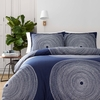 Marimekko Fokus Blue King Duvet Cover Set