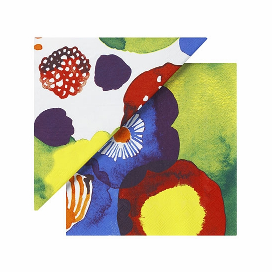 Marimekko Juhannustaika Multicolor Lunch Napkins