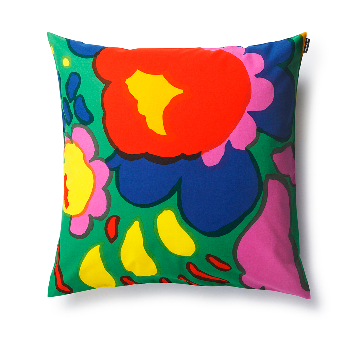 Marimekko karuselli throw pillow marimekko throw pillows blankets - What is a throw pillow ...