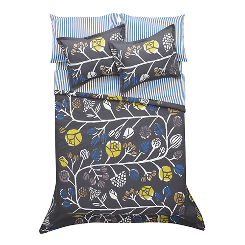 ebay bhp letto pieni new duvet marimekko reversible pillow queen full shams cover set
