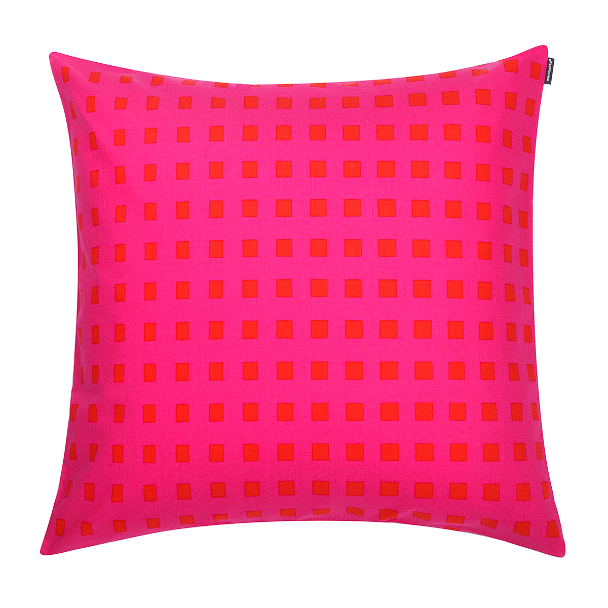 Red Throw Pillows For Bed : Marimekko Kullervo Pink / Red Throw Pillow - Marimekko Bed & Bath Sale