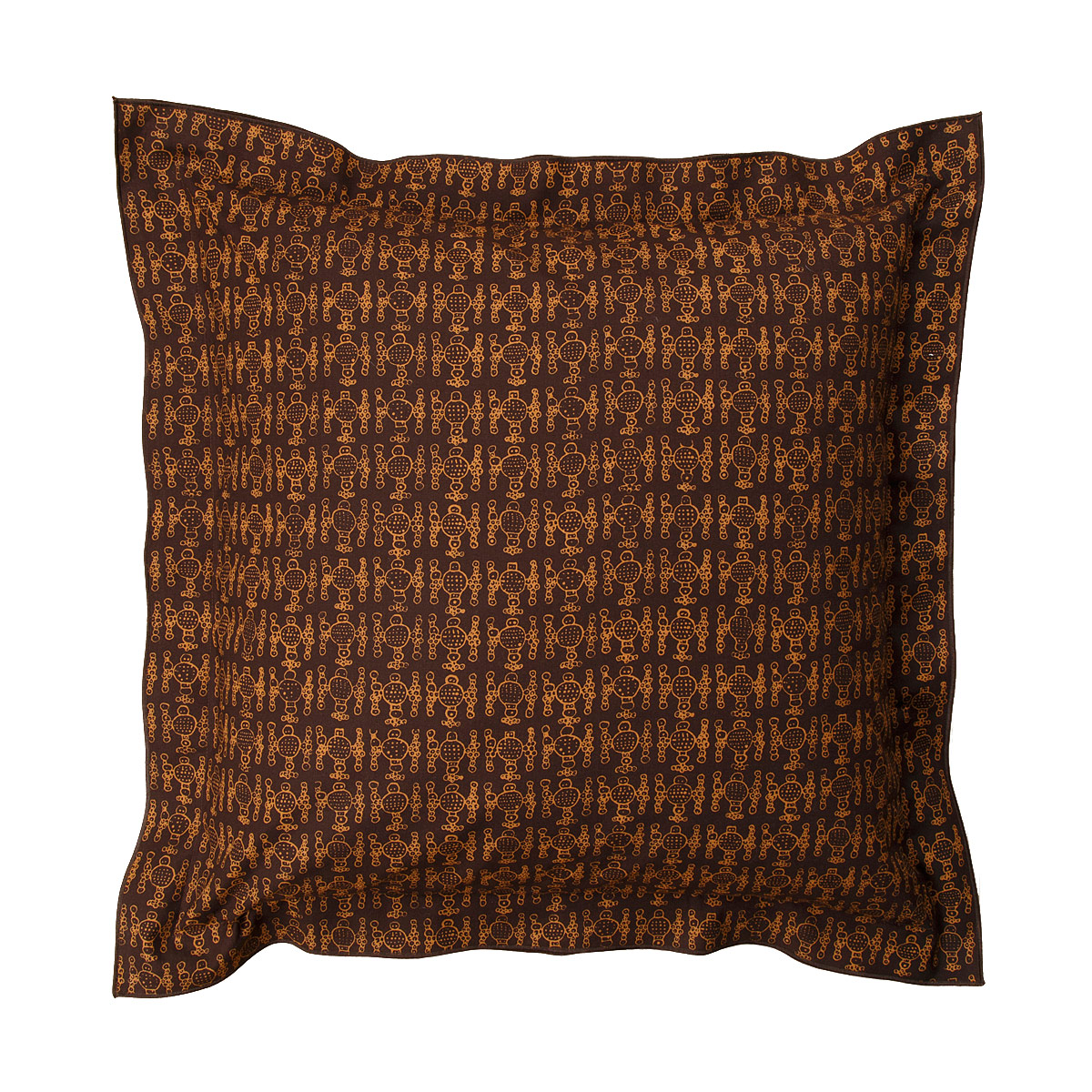 Decorative Pillow Brown : Marimekko Kuukuna Brown Throw Pillow - 50% Off Or More!