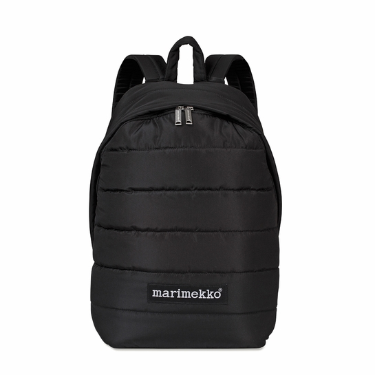 Marimekko Lolly Black Backpack